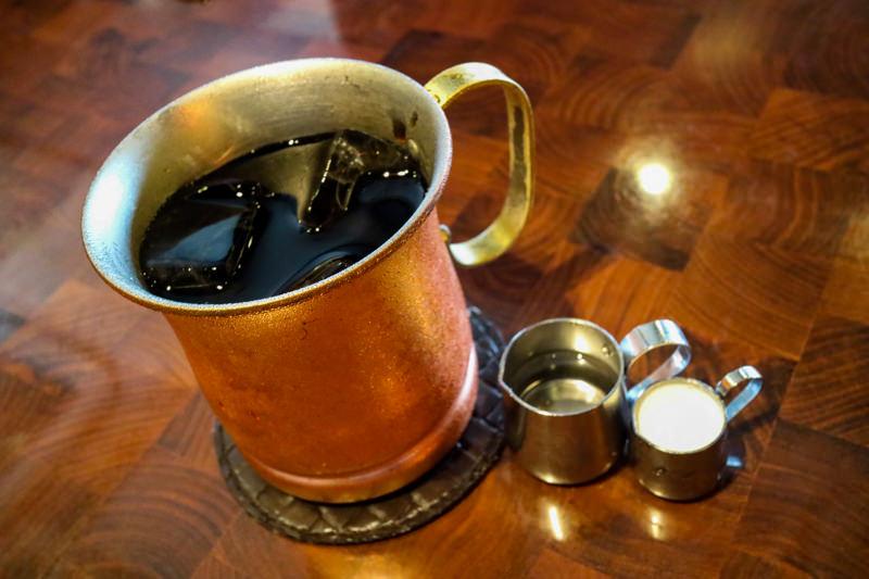 星乃珈琲の「アイスコーヒー」」