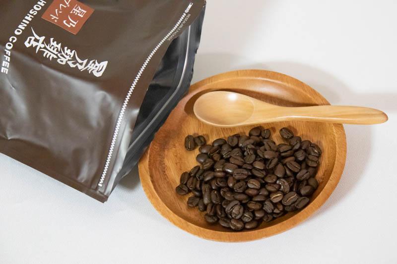 星乃珈琲のコーヒー豆「星乃ブレンド」